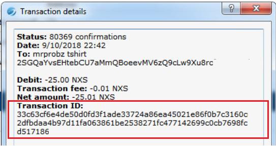 Transactions QT 2